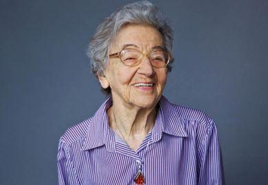 Obituary: Ursula Franklin, 1921-2016