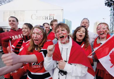 Olympic Games 2010, Vancouver, Canada