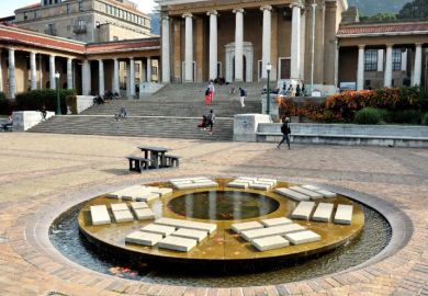 Most beautiful universities in Africa - University of Cape Town
