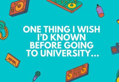 What I wish I'd known before going to university