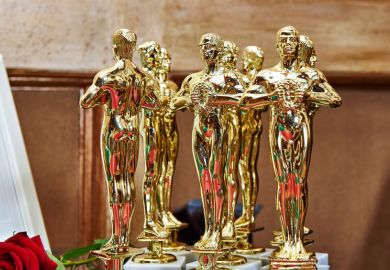 Oscars statuettes for Academy Awards