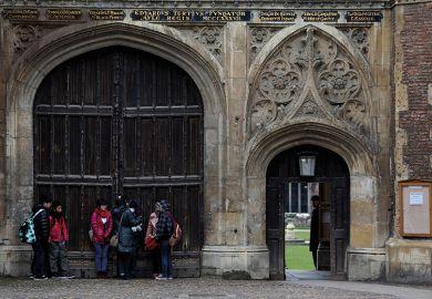 Oxbridge college