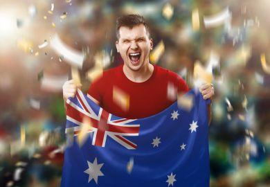 Australia champion