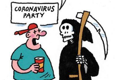 Cartoon 9 July 2020