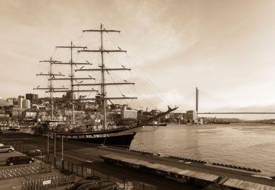 pallada frigate ship