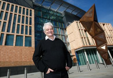 Paul Nurse, Francis Crick Institute