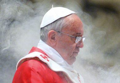 Pope Francis, Saint Peter's Basilica, Vatican, 2013