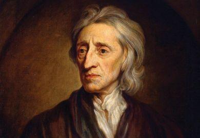 Portrait of John Locke (1632-1704), 1697