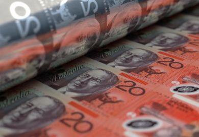 Printing Australian dollars