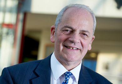 Professor Brian Cantor, University of Bradford