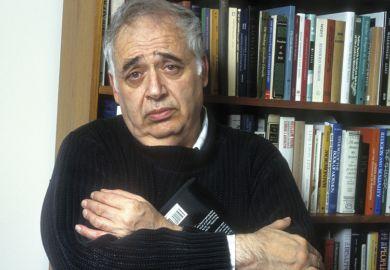 Professor Harold Bloom, Yale University