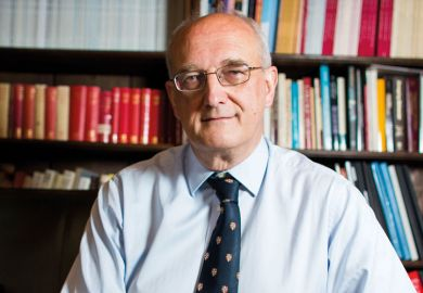 Professor Leszek Borysiewicz, vice-chancellor, University of Cambridge