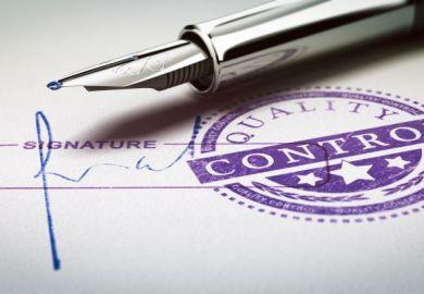 Quality control guarantee