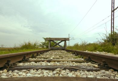 Railway to nowhere
