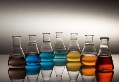 Rainbow liquids