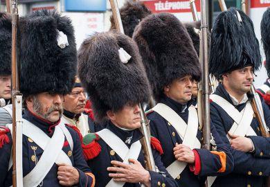 re-enactment guards