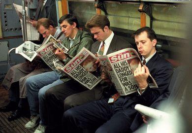 Reading the Sun on the Tube