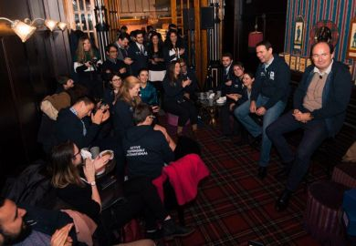 Responsible Party Erasmus students network Pernod Ricard