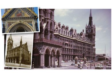 Review: Gothic for the Steam Age: An Illustrated Biography of George Gilbert Scott, by Gavin Stamp