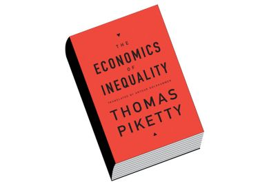 Review: The Economics of Inequality, by Thomas Piketty