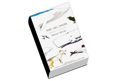 Review: The Sea Inside, by Philip Hoare (Fourth Estate)