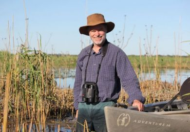 Richard Kingsford river ecologist UNSW Sydney