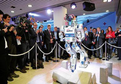 Robot demonstration