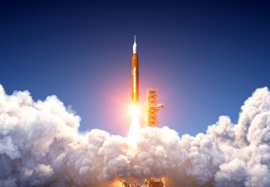 Rocket launch to represent China's citations boost from Covid research