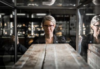 Macquarie University bioarchaeologist Ronika Power