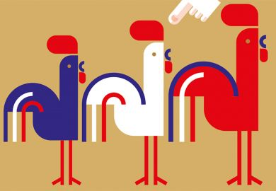 French roosters
