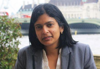 Rupa Huq, Kingston University, MP for Ealing, London