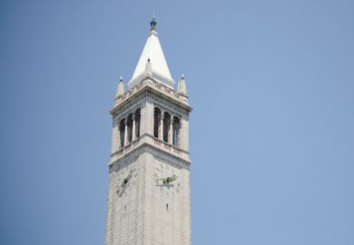 Sather Tower, University of California, Berkeley
