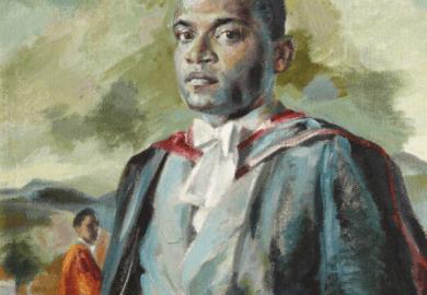 Hugh Springer portrait