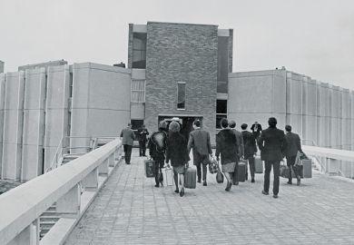 University in 1960