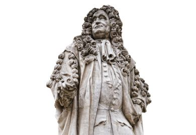 Statue of Sir Hans Sloane, Duke of York Square, London