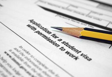 student work visa