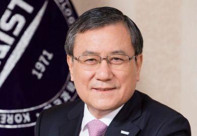 KAIST president, Sung-Chul Shin