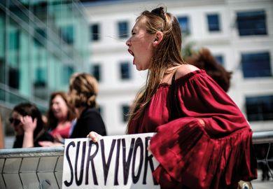 Survivor campaigner