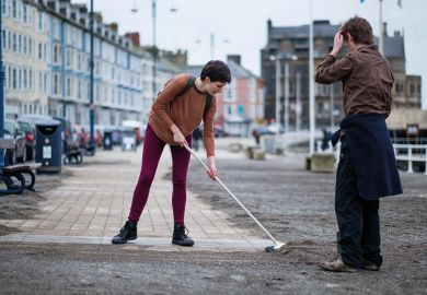 Sweeping the streets