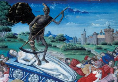 The Triumph of Death by Petrarch