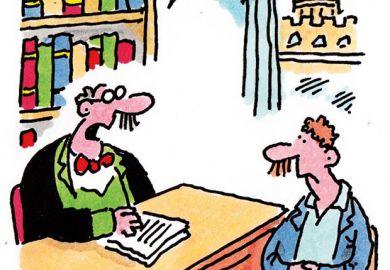 The week in higher education cartoon (9 July 2015)