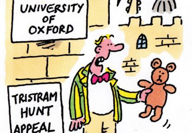 The week in higher education cartoon (12 November 2015)
