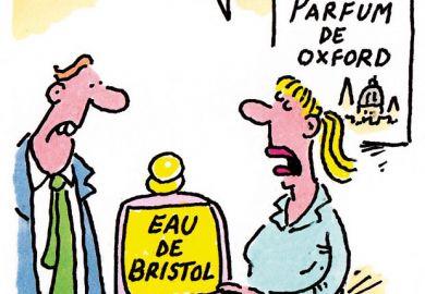 The week in higher education cartoon (13 August 2015)