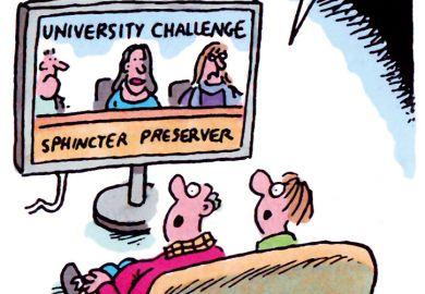 The week in higher education cartoon (15 October 2015)