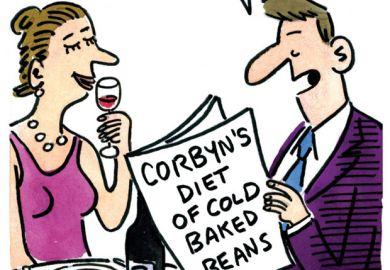 The week in higher education cartoon (20 August 2015)