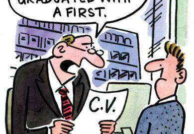 The week in higher education cartoon (27 August 2015)