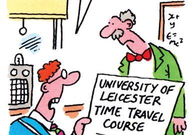 The week in higher education cartoon (29 October 2015)