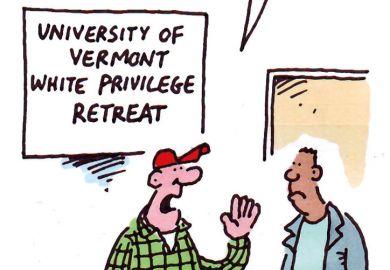 The week in higher education cartoon (26 November 2015)