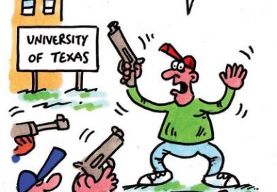 The week in higher education cartoon (1 September 2016)