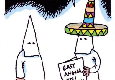 The week in higher education cartoon (8 October 2015)